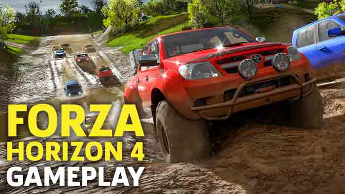 Forza Horizon 4 In Spring