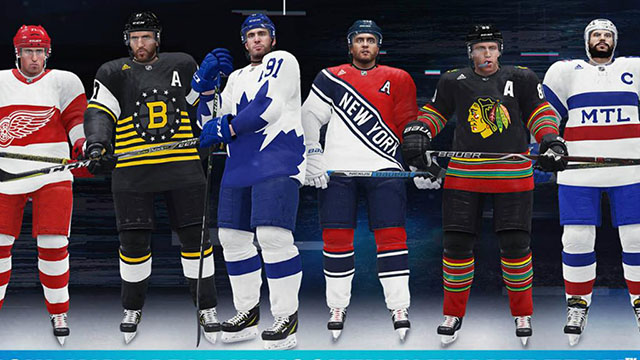 NHL 19 Player Rating