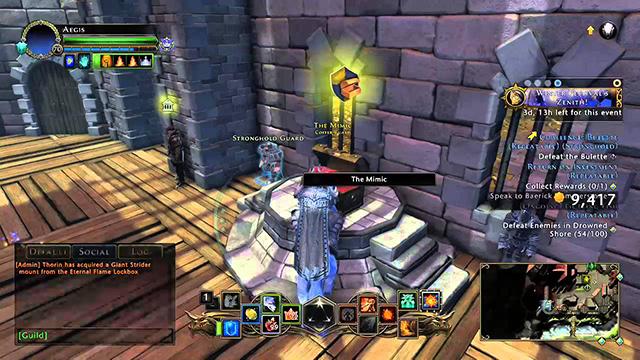 Neverwinter Guild Marks